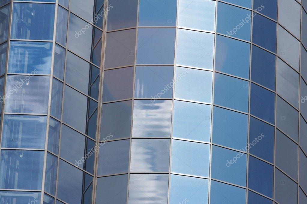 Das Haus Aus Glas Und Stahl Stockfoto C Strelok 10552674