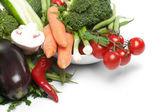 nízkokalorická zelenina