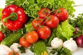 čerstvá zelenina, ovoce a jiných potravin
