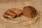 Beaked pšenice zboží