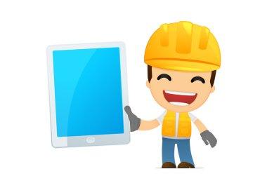 Funny cartoon builder