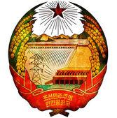 North korea coat of arms