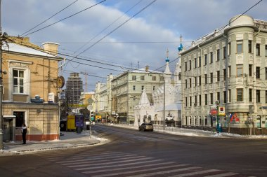 Moscow. Street Small Dmitrovka