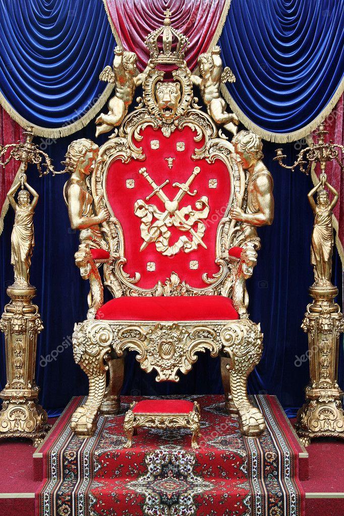 Θρόνο Φωτογραφίες Αρχείου, Royalty Free Θρόνο Εικόνες | Depositphotos®