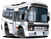 Photo Vector cartoon bus