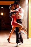 Fotografie Lasst uns Tango tanzen!