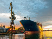 Fotografie nákladní loď