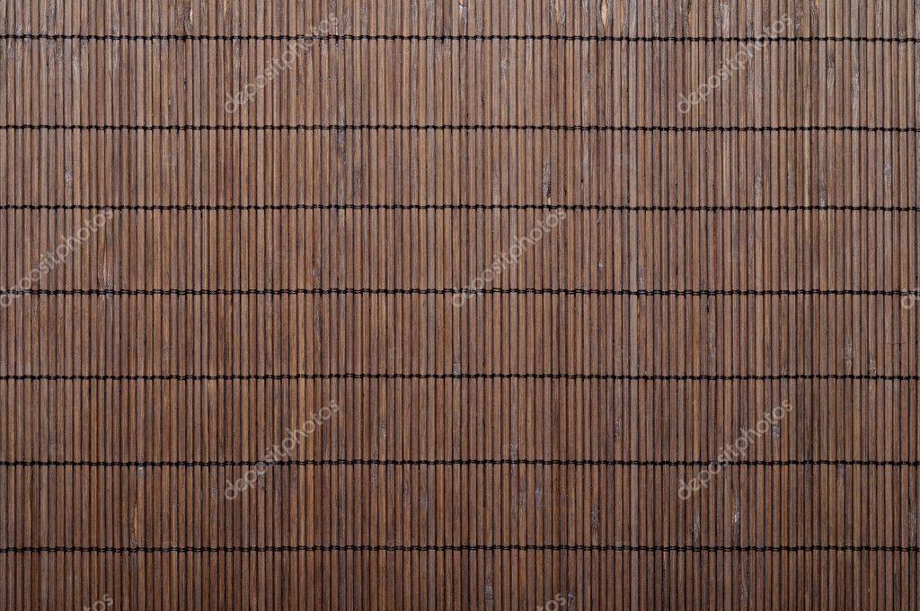 Bambus Matten Hintergrund Stockfoto C Wawritto 8572511