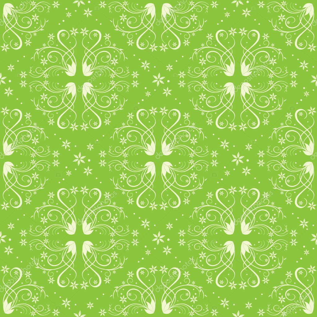 It is a picture of Juicy Light Green Pattern Background
