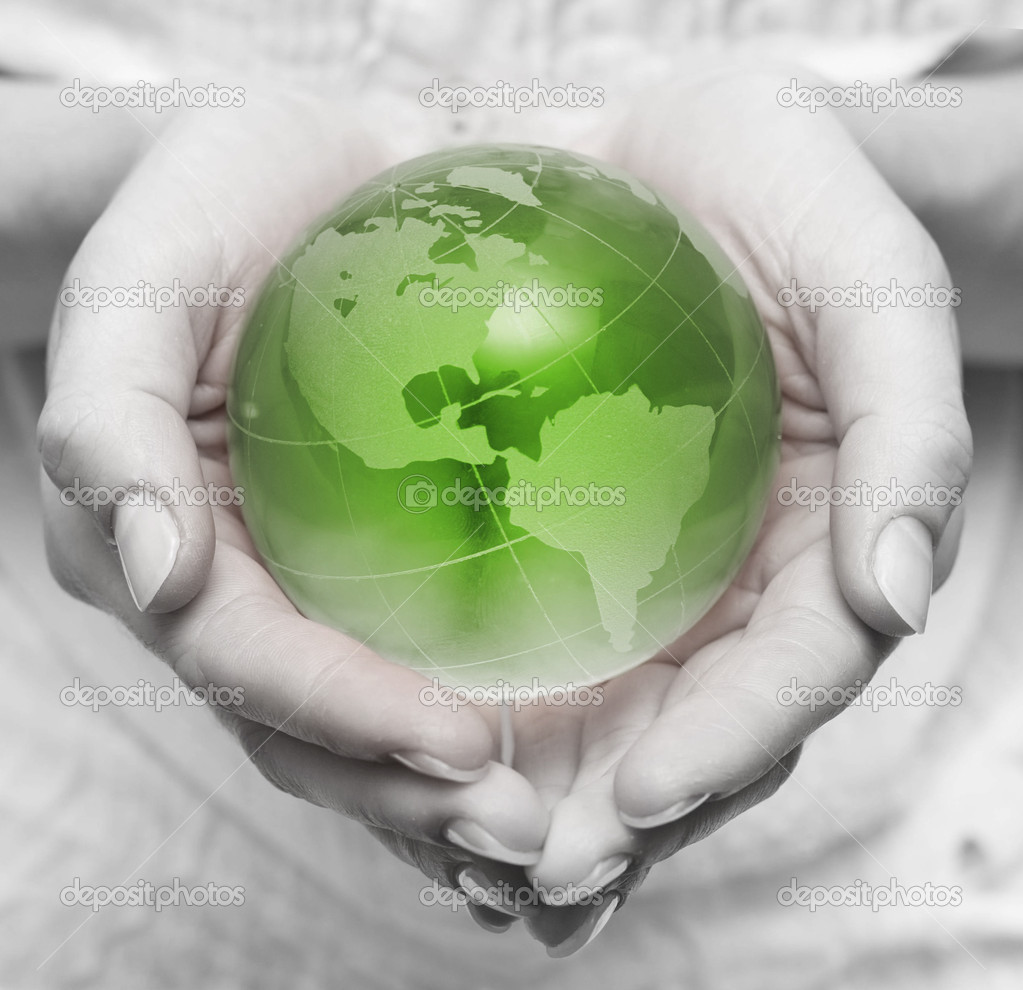 Take care about green planet
