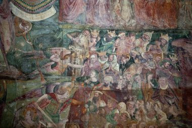 The Last Judgement (Heaven), Campo Santo, Pisa