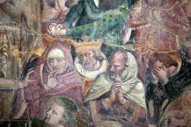 The Last Judgement - Campo Santo, Pisa