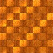 Fotografie Eingelegtes Holz Schachbrettboden nahtlose