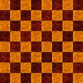 Fotografie Eingelegtes Holz Schachbrettboden, nahtlose Muster