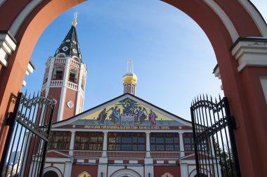 Holy Trinity Cathedral. Saratov