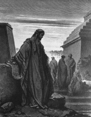 The prophet Daniel.
