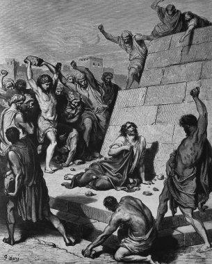 Stephen, a martyr for Christ.