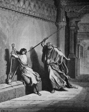 Wrath of Saul.
