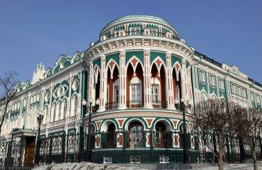 House Sevastyanova
