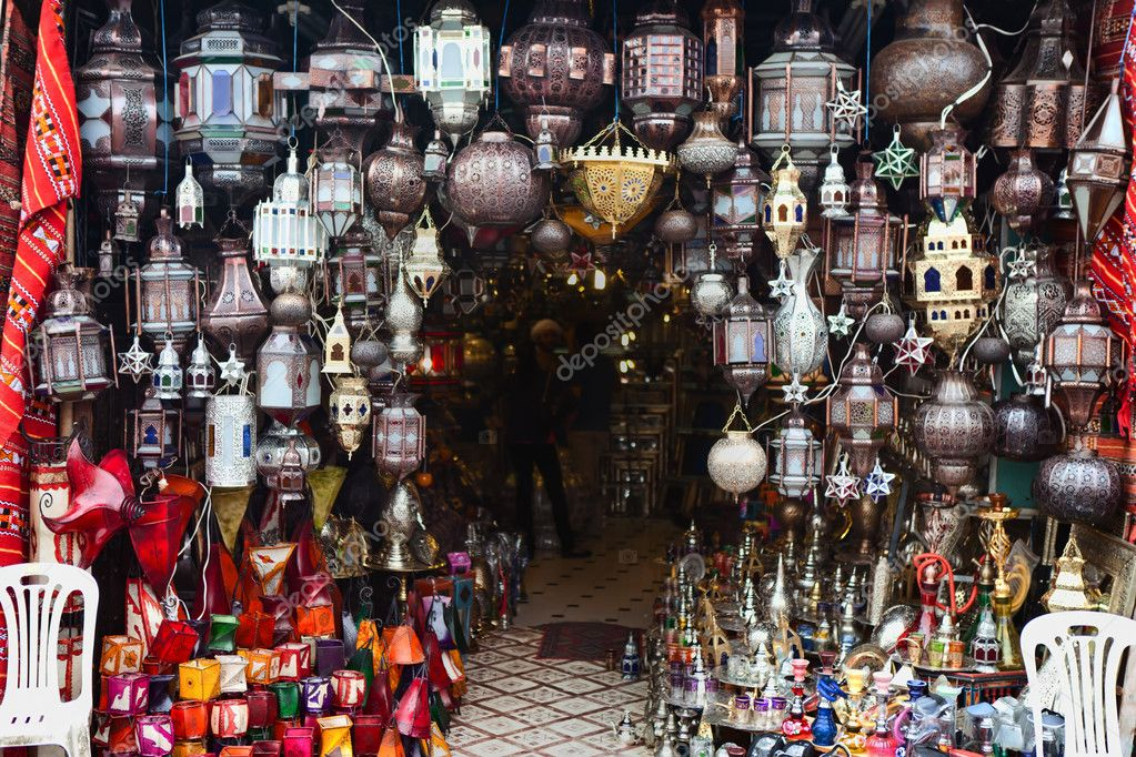 Arabic lamps and lanterns