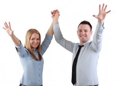 Successful couple