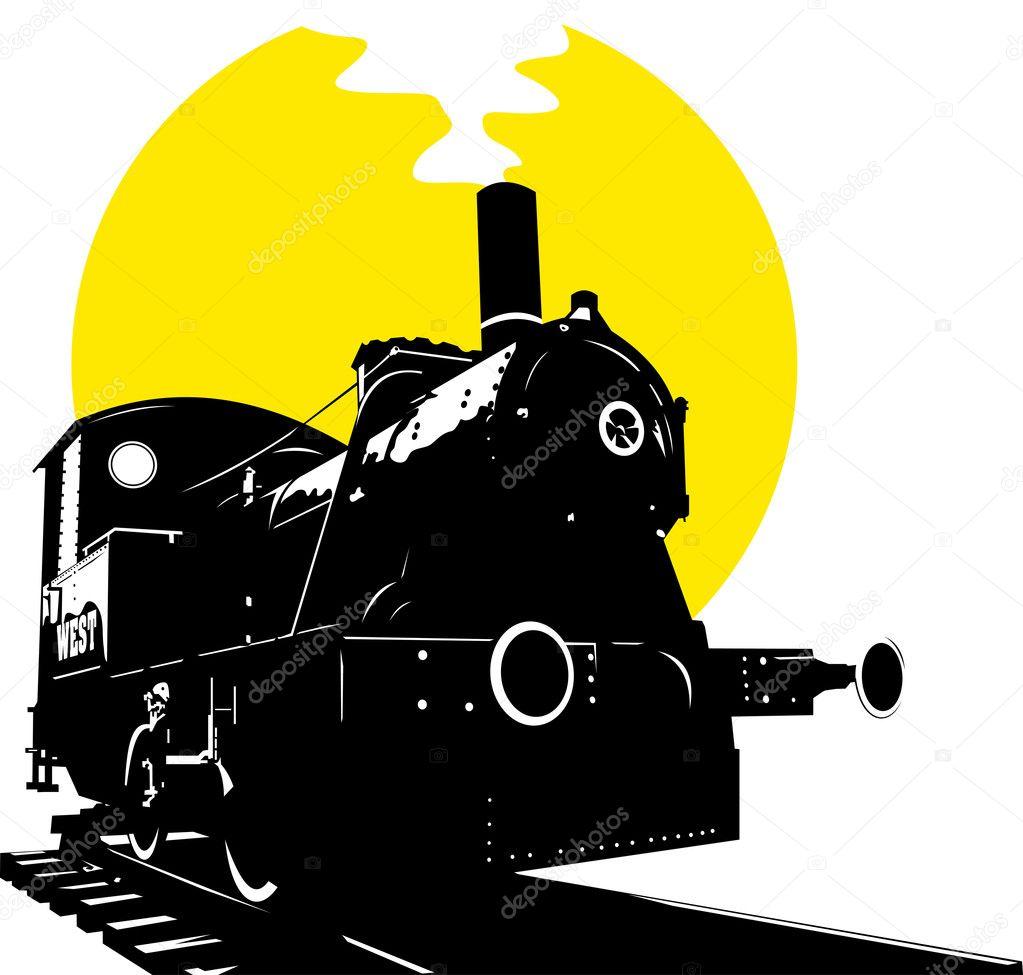 Train west