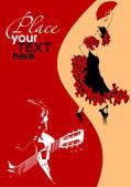 Photo Flamenco guitar