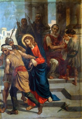 1st Stations of the Cross