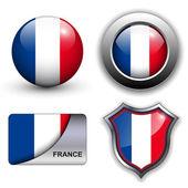 Photo France icons