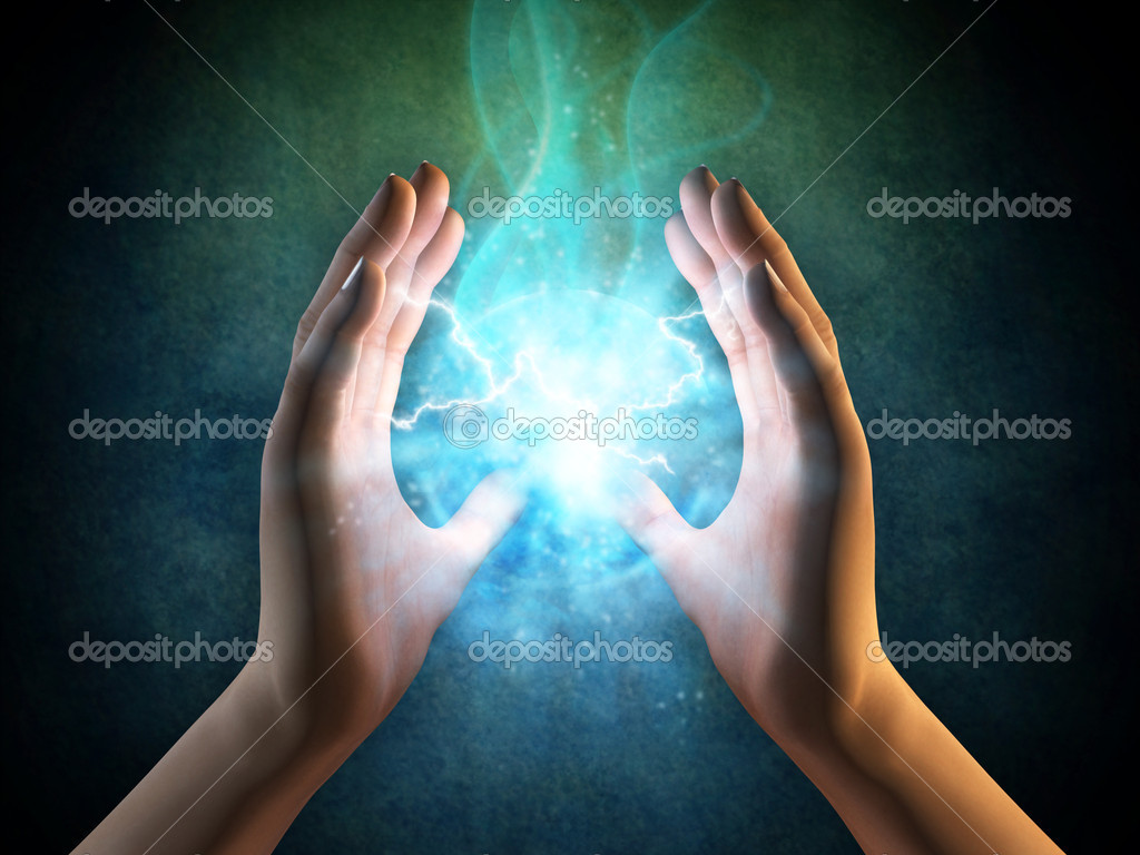 Energy from hands