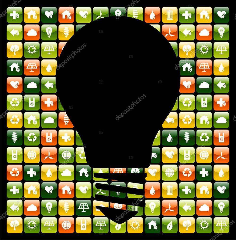 App Ideen grüne handy app ideen stockvektor cienpies 10129652