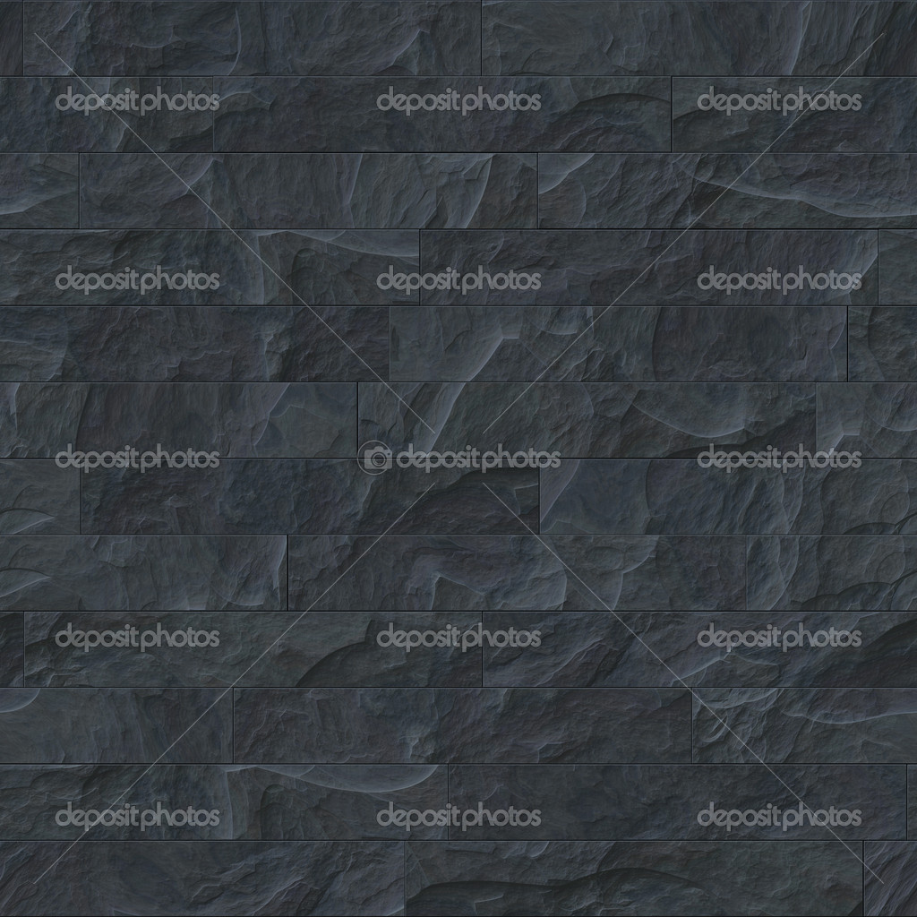 An image of a seamless black stone texture photo by magann