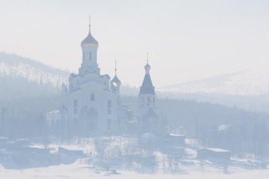 The Church in the Fog