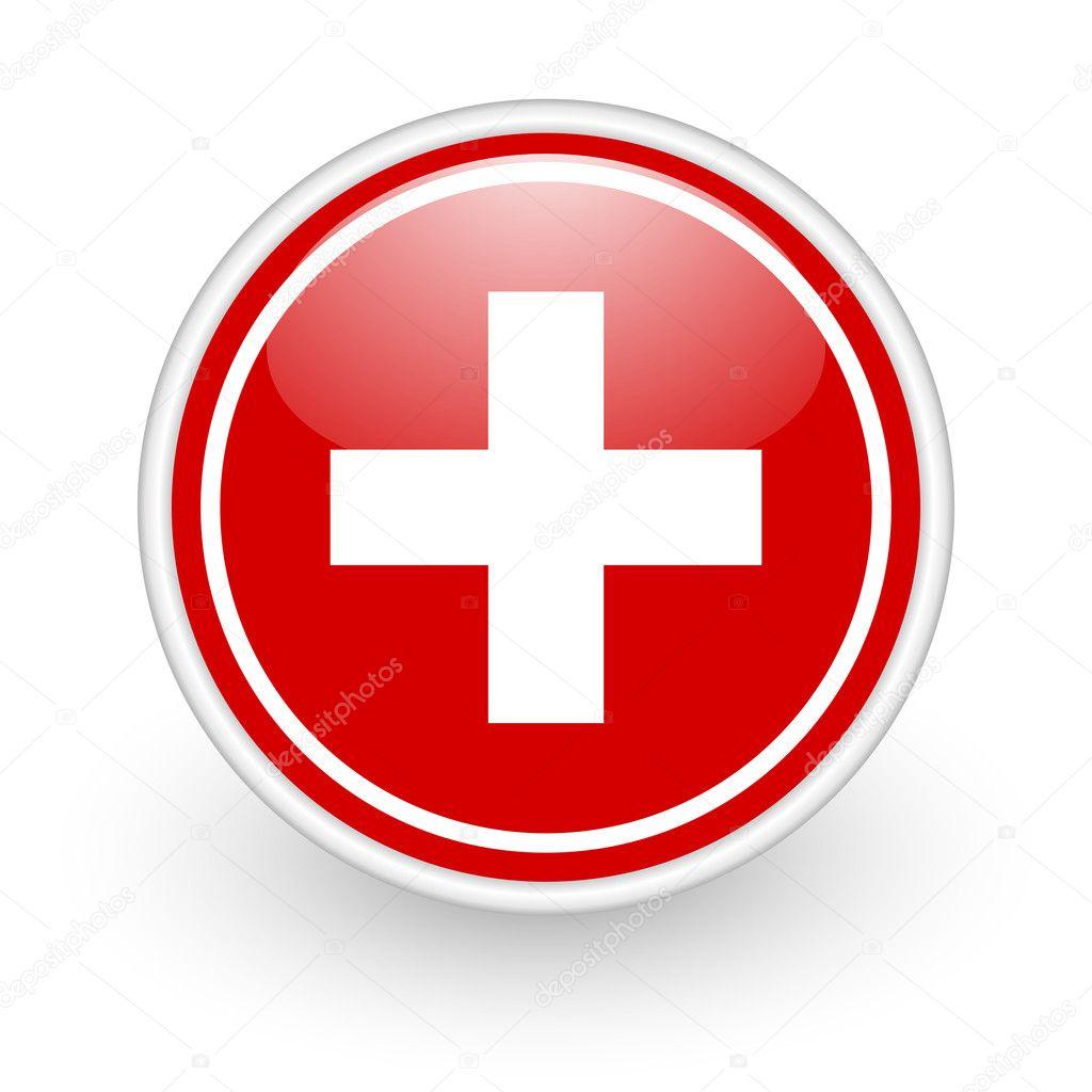 Erste hilfe symbol  Hilfe-Symbol — Stockfoto #8867152