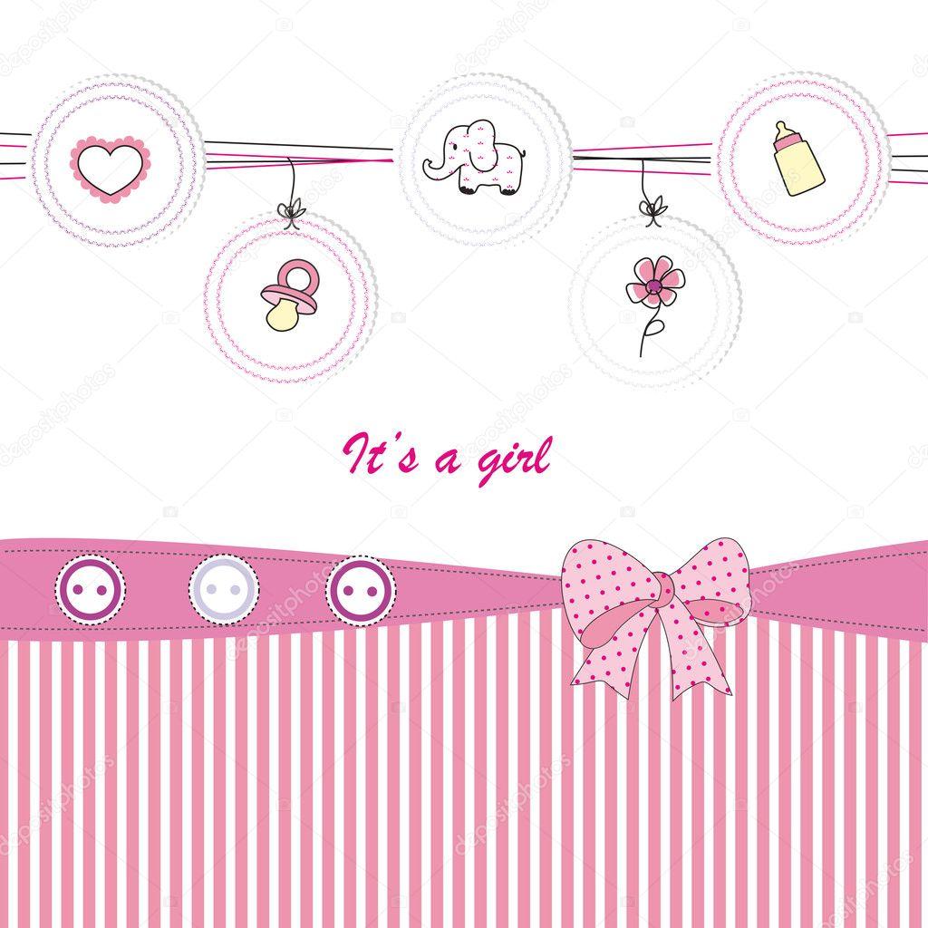 Cute kids card