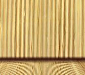 Fotografie traditionelle japanische natürlichen Bambus-interior-Hintergrund