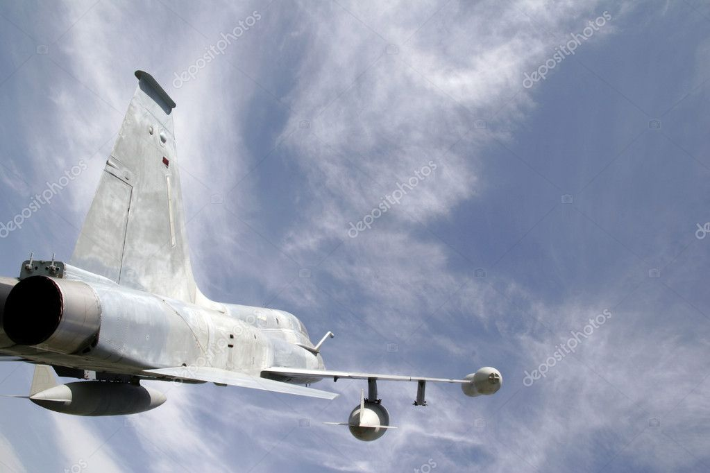 F1 Fighter Jet