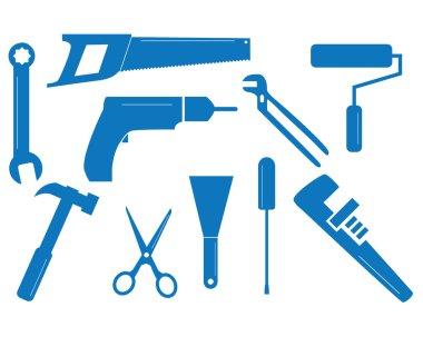 Mixed tool set
