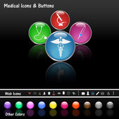 Photo Medical Web Buttons