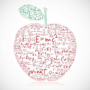 Apple with equations