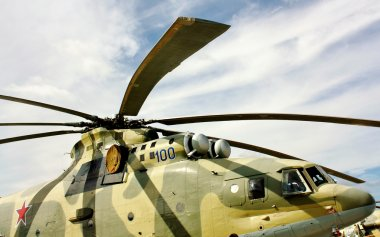 Transport helicopter MI 6
