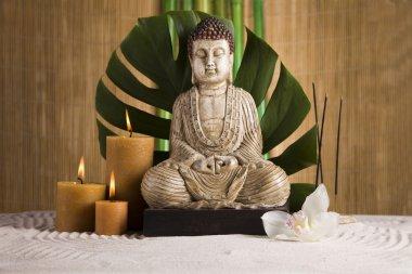 Buddha, zen and relax