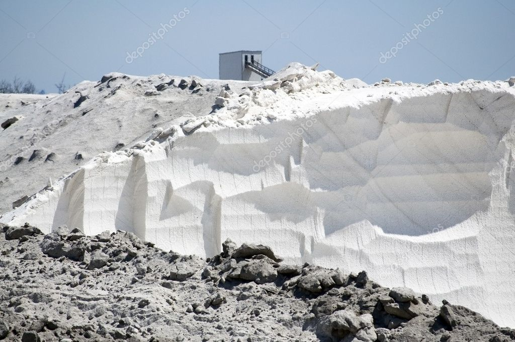 Saltworks: Saline-de-Giraud, Camargue