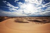 Fotografie poušť