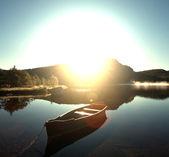 jezero v Norsku