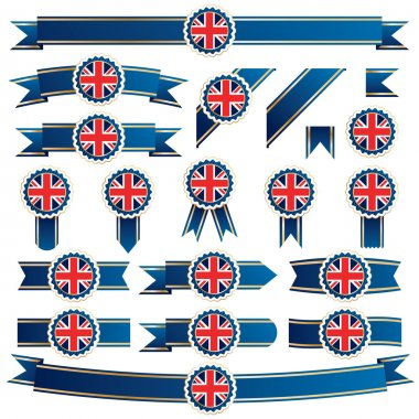 Uk ribbons
