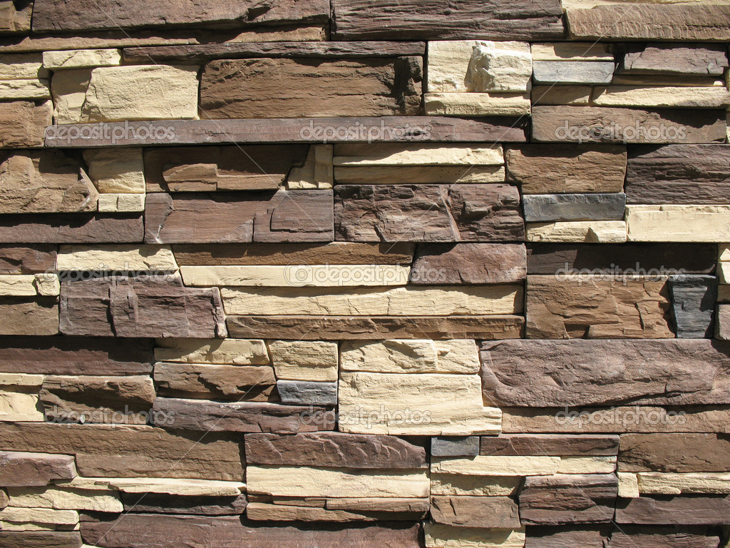 Revestimiento de piedra ornamental fotos de stock - Revestimientos de piedra ...