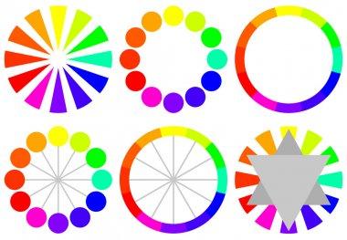 Set of Color Wheels