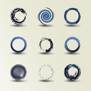 Collection Of Circle Designs