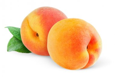 Peaches (or apricots)